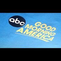 Photo taken at Good Morning America Studios by aмanda~ on 9/14/2012