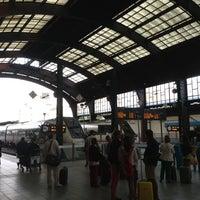 Photo taken at Estación de A Coruña-San Cristovo by Juanjo L. on 7/27/2013