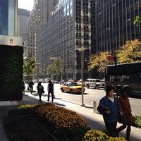 Photo taken at 747 Third Avenue by Artem G. on 10/31/2013