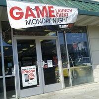 Photo taken at GameStop by Samantha O. on 9/22/2012