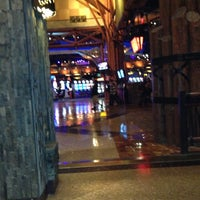Photo taken at Casino of the Earth by 🐸Julie🍀🌺 B. on 10/21/2012