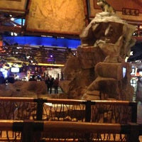 Photo taken at Casino of the Earth by 🐸Julie🍀🌺 B. on 12/29/2012