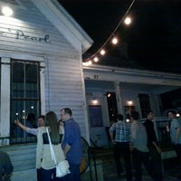 Photo taken at Lustre Pearl Bar by Mike V. on 5/12/2013