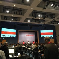 Photo taken at Oracle Conference Center by Bo S. on 6/22/2015