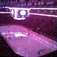 Photo taken at Bell Centre by Chouette T. on 3/24/2013
