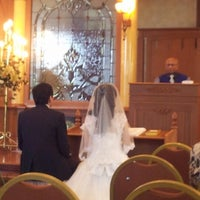 Photo taken at Wedding Chapel Bethany Nginden by Hermanto on 9/15/2012