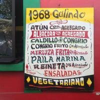 Photo taken at Galindo by Felipe E. on 2/28/2013