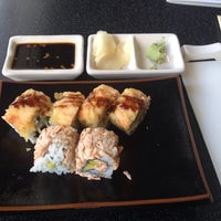 Photo taken at Hai Sushi Kalamış by Ufuk S. on 10/10/2014