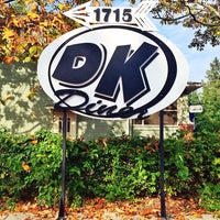Photo taken at DK Diner by Jayna W. on 10/3/2013