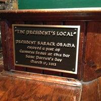 Photo taken at Dubliner Restaurant & Pub by Peter D. on 1/15/2013