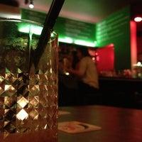 Photo taken at Café au Lait by Erik L. on 4/9/2013