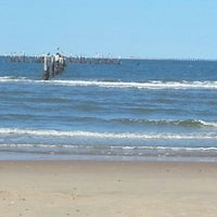 Photo taken at First Landing State Park by Katie B. on 10/13/2012