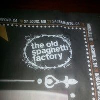 Photo taken at Old Spaghetti Factory by Robb M. on 7/24/2013