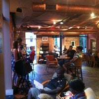 Photo taken at Ebenezers Coffeehouse by Lawrence J. on 7/12/2013