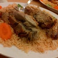 Photo taken at Al Rawsha Restaurant by Mira H. on 12/23/2012