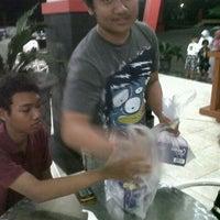 Photo taken at Bakpao Telo Pandaan by Darmawan F. on 9/14/2012