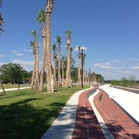 Photo taken at Kissimmee Lakefront Park by Jorge F. on 5/14/2013
