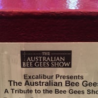 Photo taken at Australian Bee Gees Show by Mike A. on 12/9/2015