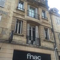 Photo taken at Fnac Dijon by Max H. on 5/14/2016