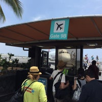 Photo taken at Gate 9 by Karim on 4/24/2015