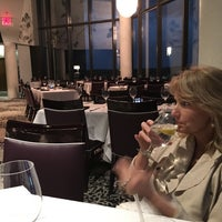 Photo taken at Aerie Restaurant & Lounge by Andre P. on 9/26/2016
