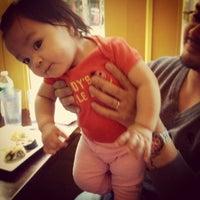 Photo taken at Sushi Lounge by Cherish W. on 3/29/2013