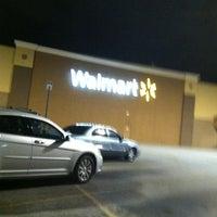 Photo taken at Walmart Supercenter by Bonnie H. on 10/14/2012