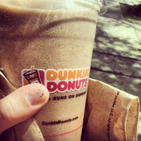 Photo taken at Dunkin' Donuts by Lisa L. on 5/10/2013