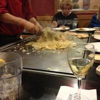 Photo taken at Mt. Fuji Steak & Sushi Bar by Kelly K. on 3/5/2013