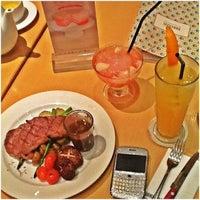 Photo taken at Steak 21 by Indi O. on 10/23/2013