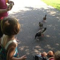 Photo taken at Memphis Botanic Garden by Justin M. on 6/23/2013