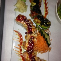 Photo taken at Butterfly Sushi by Stefanie F. on 4/30/2013
