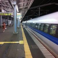 Photo taken at Shin-Shimonoseki Station by Yoji K. on 10/13/2012