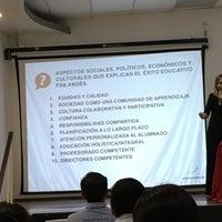 Photo taken at Universidad Euro Hispanoamericana by Lorena C. on 8/3/2016