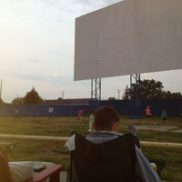 Photo taken at US 23 Drive-In Theater by Matt B. on 7/4/2013
