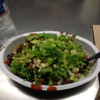 Photo taken at Chipotle Mexican Grill by Jeff C. on 4/28/2013