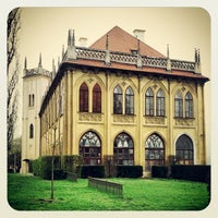 Photo taken at Místodržitelský letohrádek by Radezim on 4/5/2014