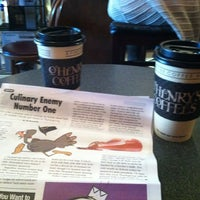 Photo taken at O'Henry's Coffee by Renee C. on 11/20/2012