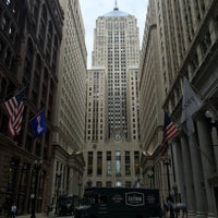 Photo taken at Chicago Board of Trade by Jonathan S. on 5/20/2016