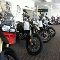 Photo taken at BMW Motorcycles of Austin by Barron F. on 5/16/2014