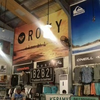 Photo taken at Bali Surf Outlet (BSO) by Rita A. on 4/27/2016
