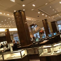 Photo taken at Tiffany & Co. by Ray F. on 1/16/2013