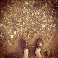 Photo taken at Hog Pond by Noah F. on 4/9/2013