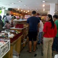 Photo taken at Total Buah Segar by Dian A. on 7/27/2014