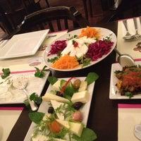 Photo taken at Cafe Cafen Bistro by Galip G. on 4/20/2013