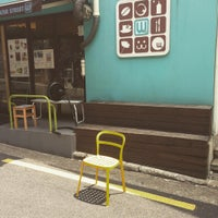Photo taken at Waterstreet Cafe by 물길 로스터 on 7/11/2015