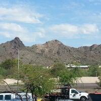 Photo taken at Best Western Innsuites Phoenix Hotel & Suites by Amber H. on 9/22/2012