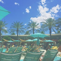 Photo taken at Hotel Valley Ho Pool by Amy F. on 5/4/2015