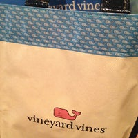 Photo taken at Vineyard Vines by Amy J. on 7/4/2013