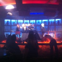 Photo taken at Blue Martini by Corey M. on 10/28/2012